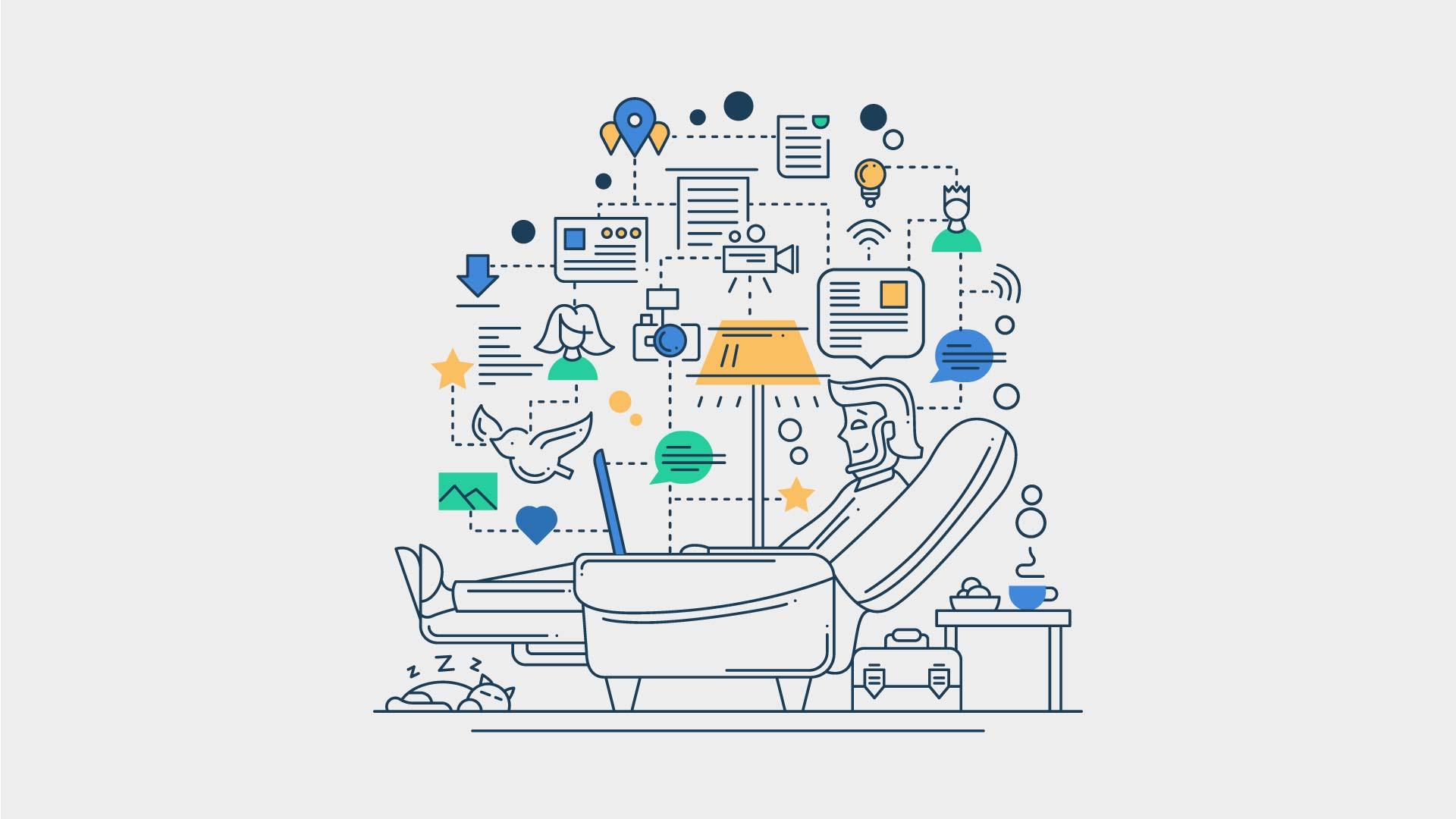 internet delle cose iot e industria 40